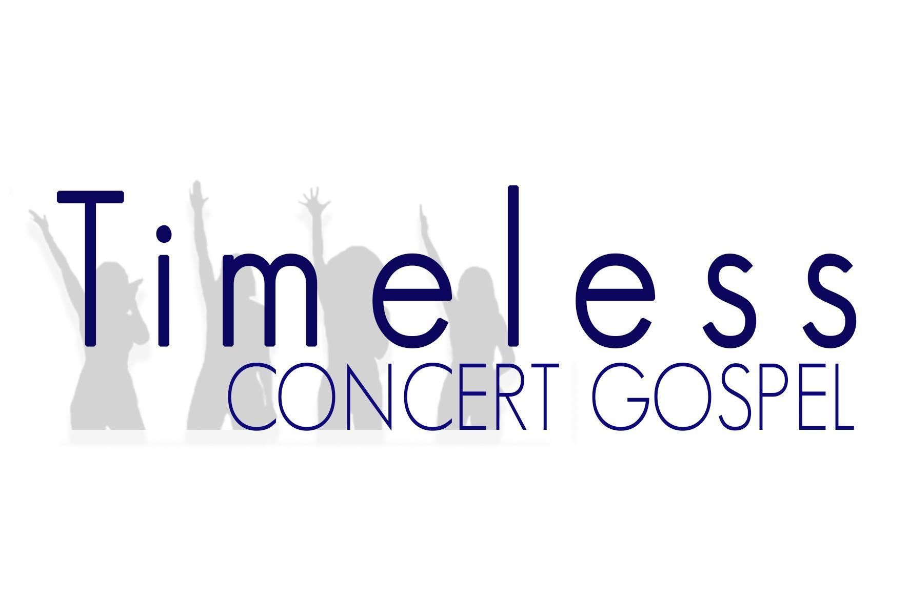 Logo timeless concert gospel2