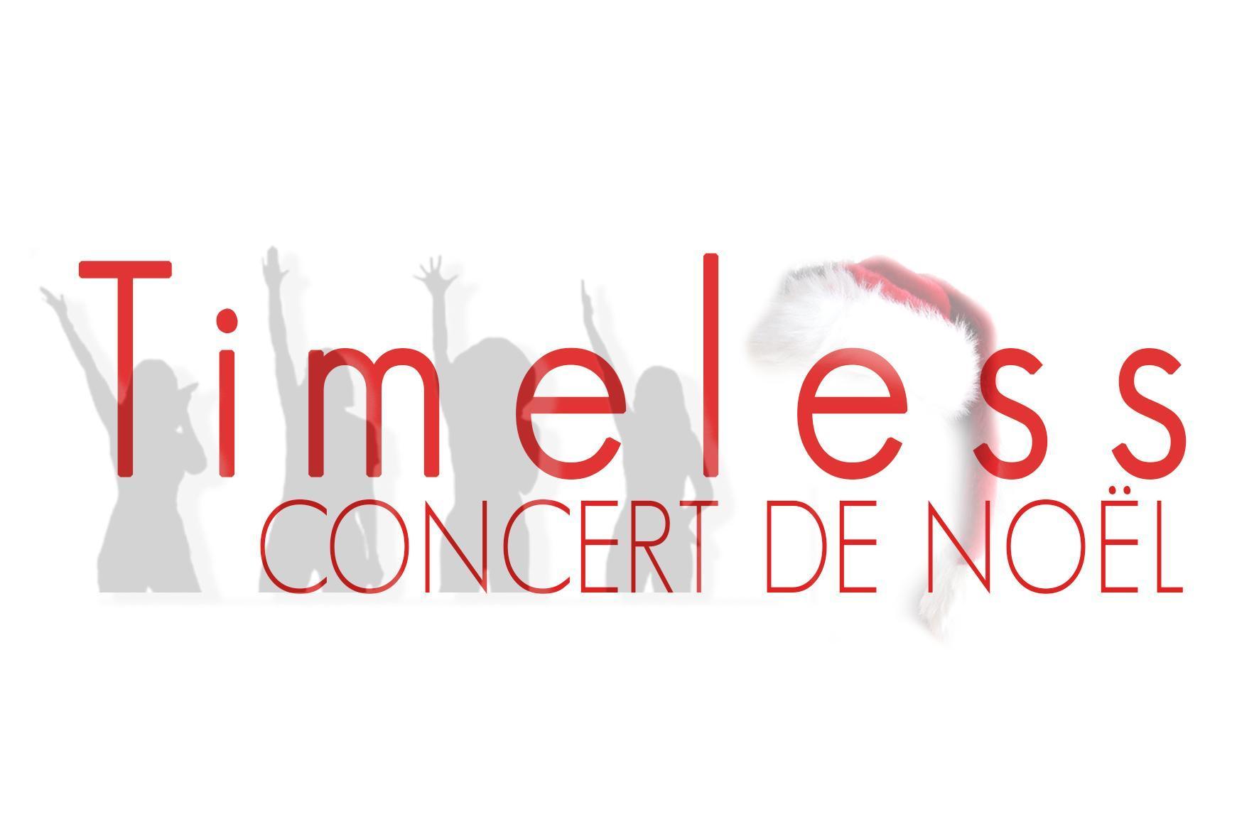 Logo timeless concert noel2