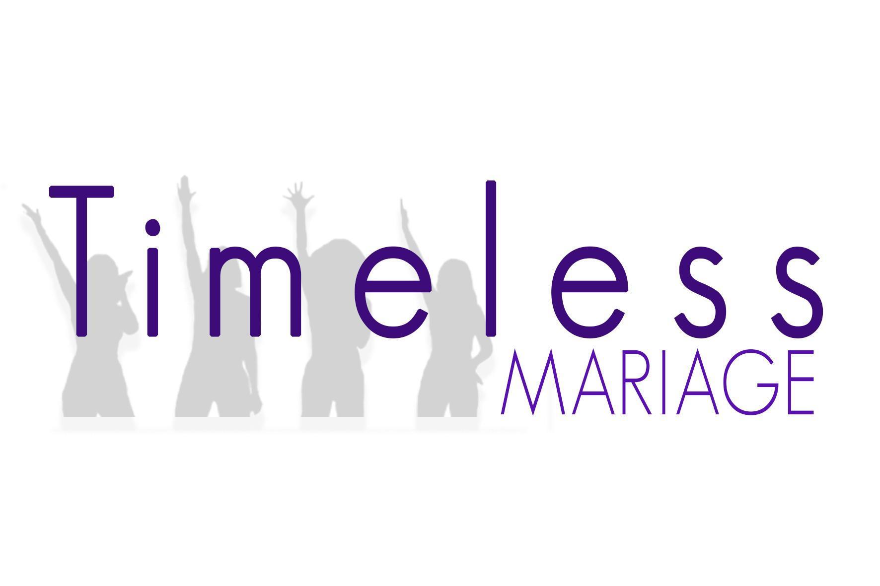 Logo timeless mariage 2